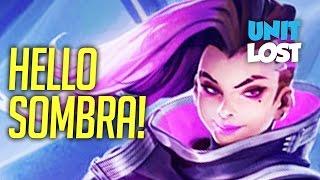 HELLO SOMBRA! Leaked OFFICAL Artwork Confirms Sombra