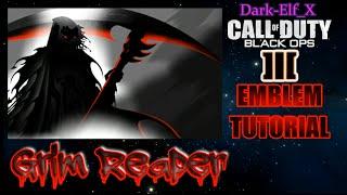 Black Ops 3 Emblem - Grim Reaper