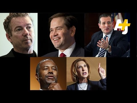 Republican Presidential Candidates Just Got A Little Diverse