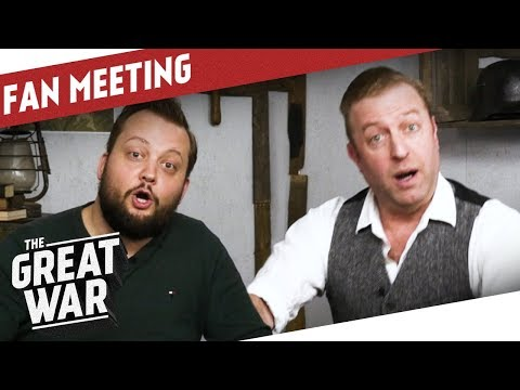Why A Fan Meeting Costs Money I THE GREAT WAR Announcement
