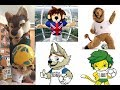 Fifa World Cup Mascots!