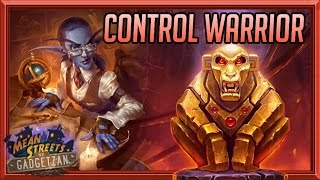 Control Warrior: The Skill Matchup
