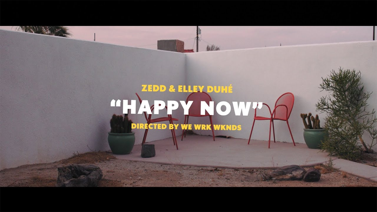 Happynow Zedd Lyrics