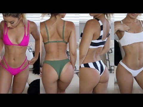 Zaful Bikini Try on haul | All under $20!!!... Here we go again! thumbnail