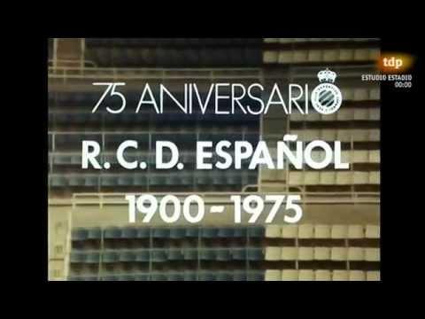 113 años del RCD Espanyol de Barcelona