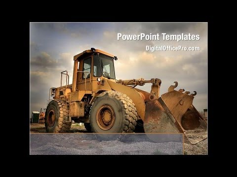 Heavy construction equipment powerpoint template backgrounds heavy construction equipment powerpoint template backgrounds digitalofficepro 02636 toneelgroepblik Choice Image