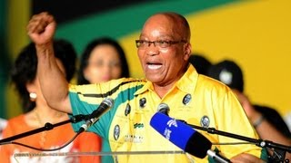Criticism growing over Jacob Zuma