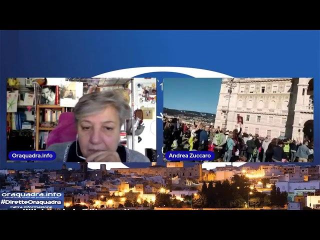 In diretta da Trieste