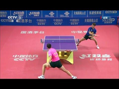 2016 China Super League: XU Xin vs YAN An [Full Match/Chinese HD]