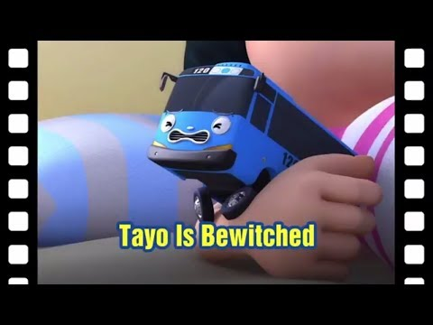Tayo Is Bewitched! L 📽 Tayo's Little Theater #31 L Tayo The Little Bus