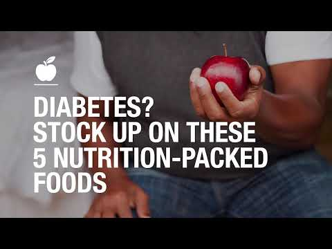 Diabetes? Stock Up On These 5 Nutrition-packed Foods