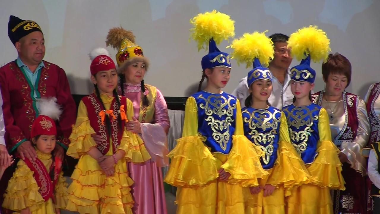 Региональный этап конкурса Семья Года в Быково