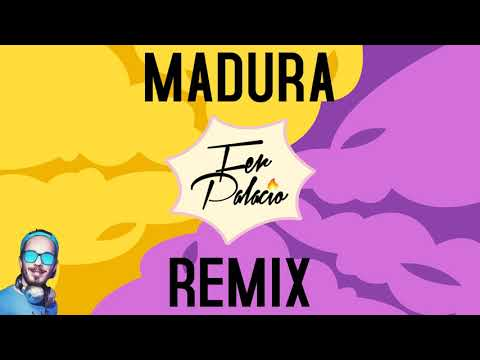 Cosculluela Ft Bad Bunny - Madura (Remix) x Fer Palacio