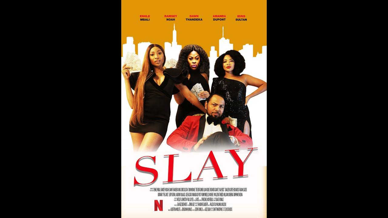 Download SLAY Trailer 4k Netflix