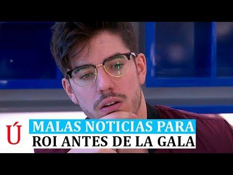 MALAS NOTICIAS PARA ROI A UNAS HORAS DE LA GALA 11 DE OPERACIÓN TRIUNFO 2017