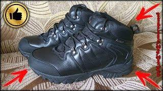 CLORTS - Кожаные Ботинки с Алиэкспресс. Обзор на ботинки 2018 мужские зима, осень, весна.