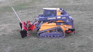 8 Way Dozer Blade  Octagon Equipment