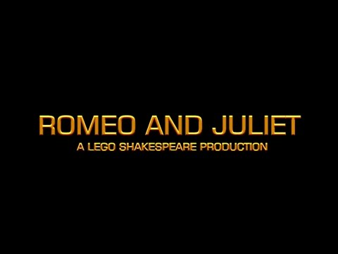ROMEO AND JULIET - A Lego Summary