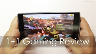 OnePlus One Gaming Review with Heavy Games Does it Heat Up?