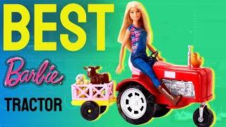 Barbie Tractor, Barbie Astronaut, Barbie Paleontologist, Barbie Pizza Chef