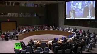 Экстренное заседание Совбеза ООН по ситуации на Украине
