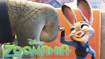 ZOOMANIA - auf DVD, Blu-ray™ und Digital | Disney HD