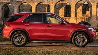 2019 Mercedes GLE 450 4MATIC - Design, Interior and Driving