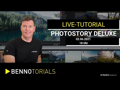 Live-BennoTorial - Photostory Deluxe Travel Maps