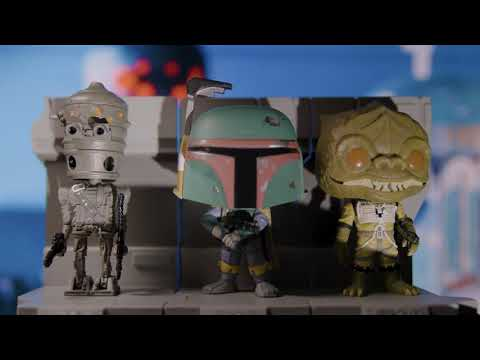 Star Wars - Episode V - IG-88 Diorama Deluxe Pop! Vinyl Figure - Video