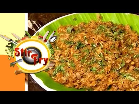 Stir Fry | Kumar Mess, T.Nagar |  21 Oct 2017