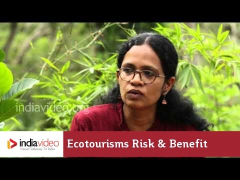 Ecotourism Risks and Benefits - Dr.Hema Somanathan | India Video