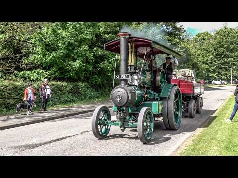 Ironbridge Steam Road Run & Rally Saturday 13th May 2017