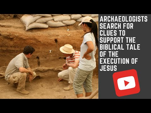 Archaeological Evidence for the Biblical tale of the Execution of Jesus - Biblical Mysteries EP17