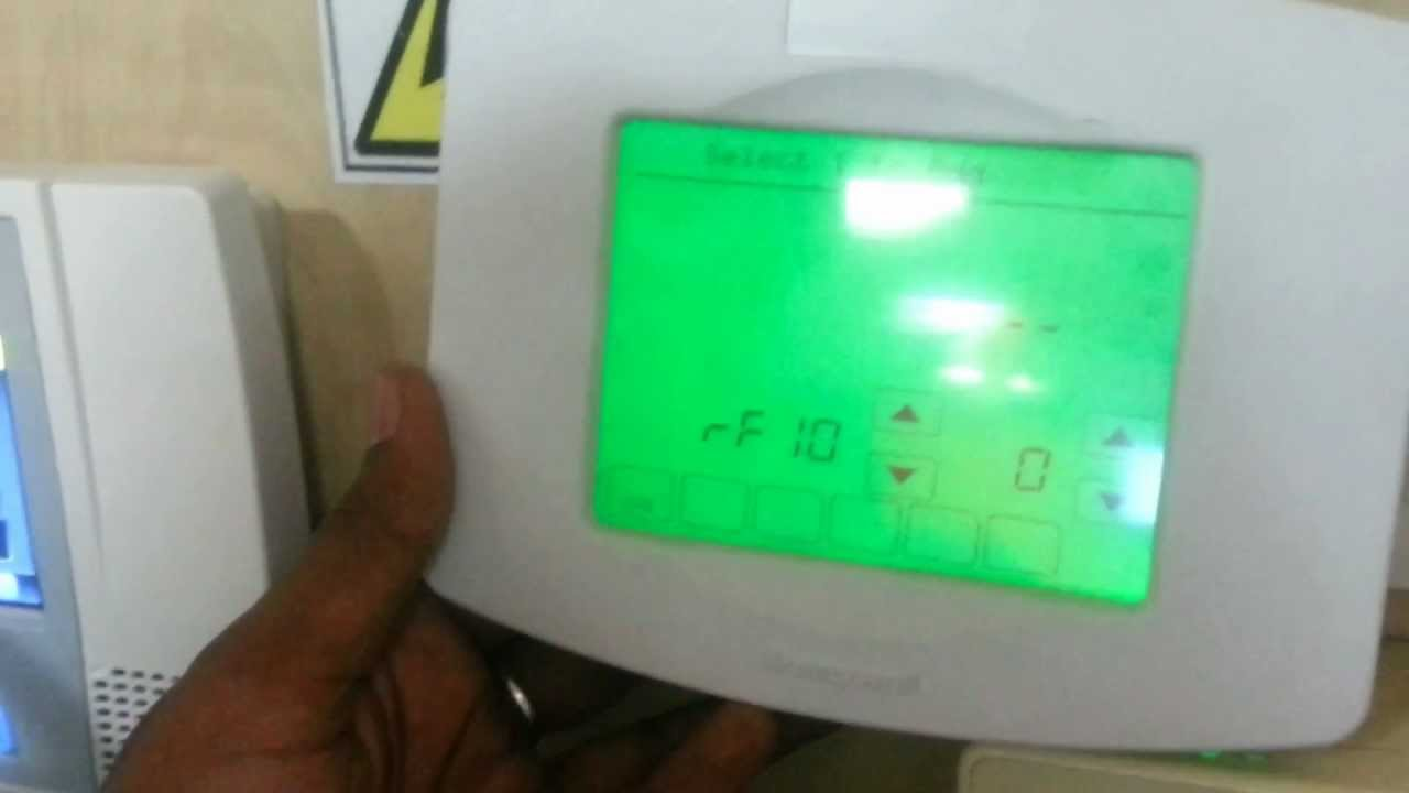 Including Z Wave Thermostat Into Honeywell Alarm System Lynx Touch Wiring Iris 5100 Youtube