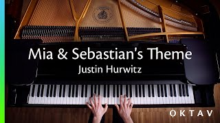 Mia & Sebastian's Theme (La La Land) Piano Solo + Sheet Music