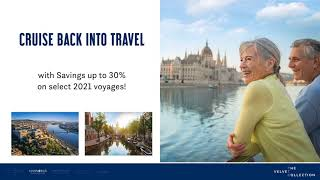 Cruise Back Into Travel with Uniworld River Cruises and Morris Murdock Travel