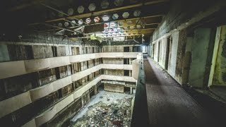 Abandoned Luxury Resort Hotel in the Azores