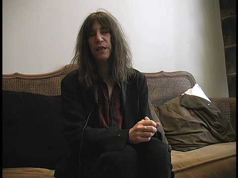 The F Word: Patti Smith Sings For Rachel Corrie