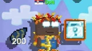 Growtopia How to break blocks fast (EASY FARM)