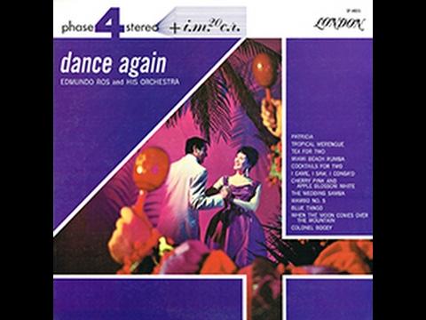 Mambo No 5 EDMUNDO ROS AND HIS ORCHESTRA 1962 HD LP