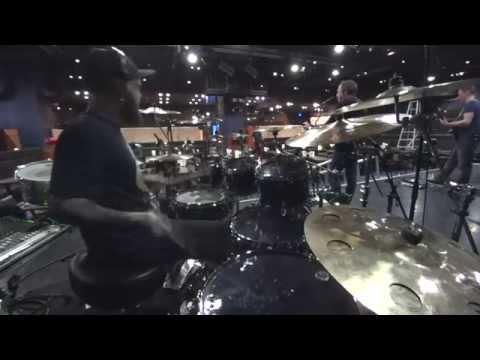 Pete Ray Biggin (Level42)_Sound Check @ Billboard Live Osaka. :TAMA
