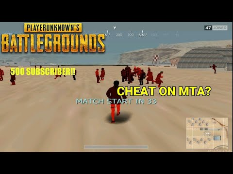 MTA 1.5.6 2k19 - WALLHACK / BUG Undectected For 500 Subscriber