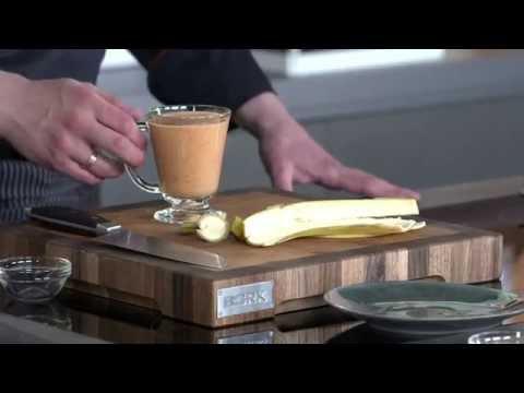 Рецепт смузи из ягод годжи в блендере BORK B800 от Дениса Никифорова