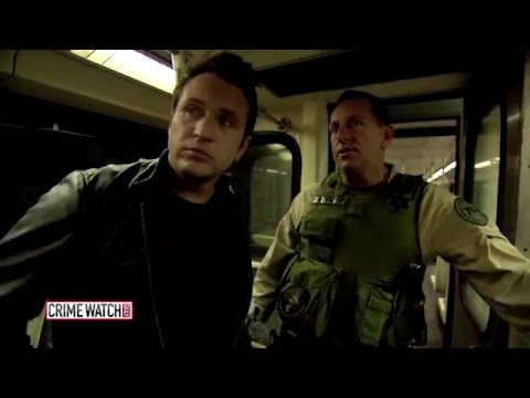 Intense Counterterrorism Training With L.A. County Sheriff's Department - Crime Watch Daily