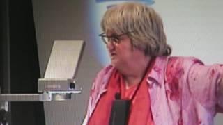 Vera F. Birkenbihl beantwortet Frage zu «Pausen»