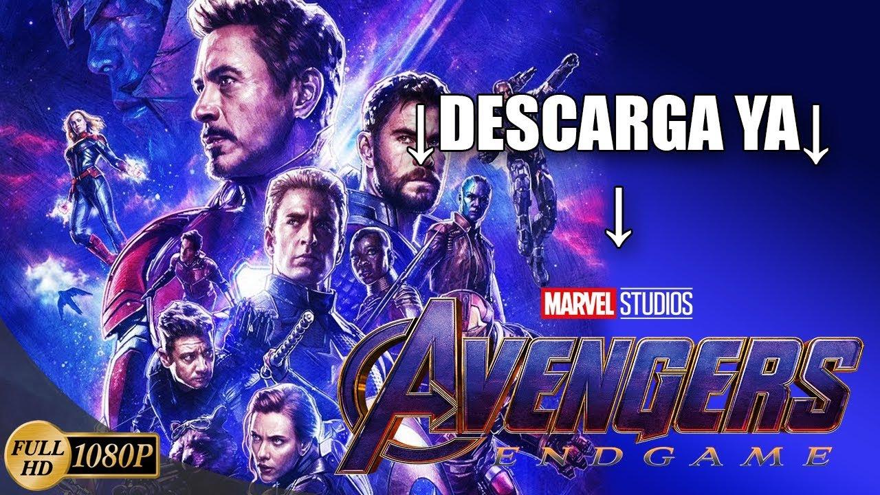 Avengers End Game [Español Latino][MEGA ...