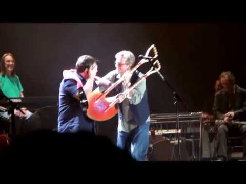 Eric Clapton (Peter Kay)