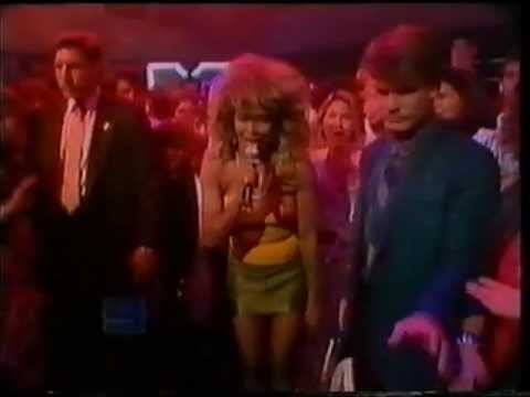 Tina Turner-Typical Male-Live at the Palladium, New York '86