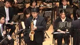 P.M.Dubois : Concerto for Alto Sax