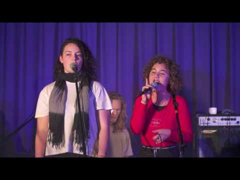 Musiklinien AAPS Live på Århus Efterskole efteråret 2016